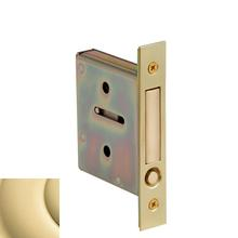 Non-Lacquered Brass 8601 Pocket Door Pull