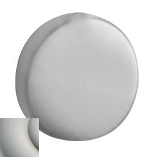 Satin Nickel with Lifetime Finish Contemporary Screw Cover