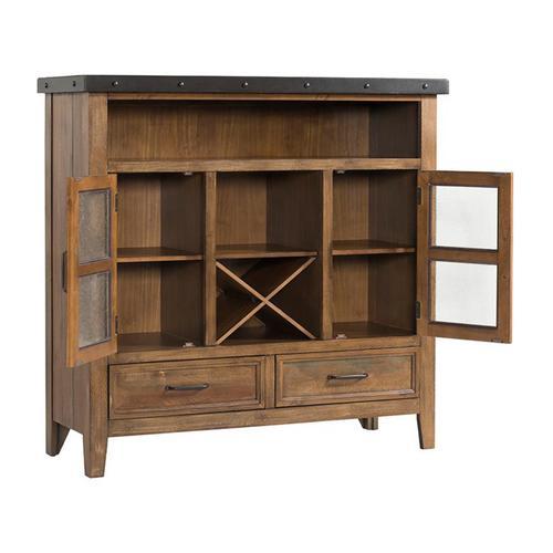 Intercon Furniture - Taos Pantry