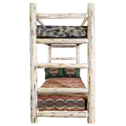 Montana Woodworks - Montana Collection Twin Bunkbed