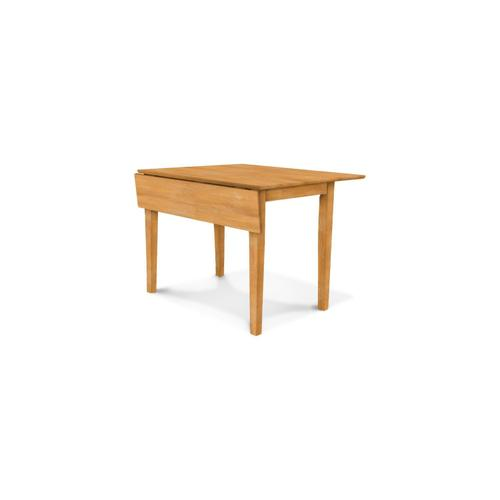 Square Dropleaf Shaker Table