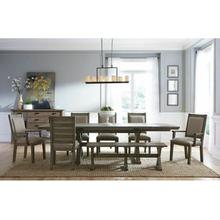 View Product - Saw Buck Dining Table