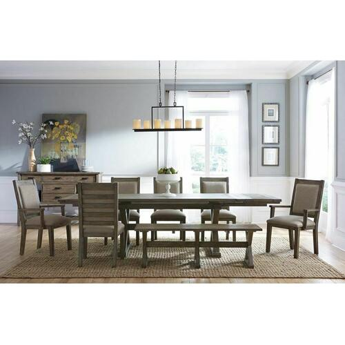 Gallery - Saw Buck Dining Table