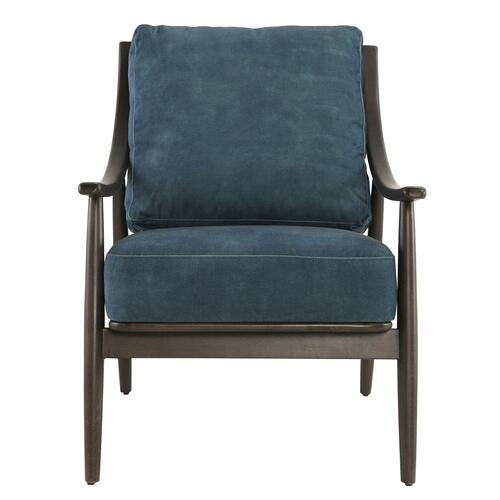 Classic Home - Amet Club Chair Blue