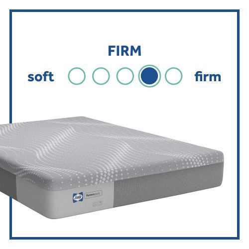Sealy - Medina - Firm - Foam - Twin