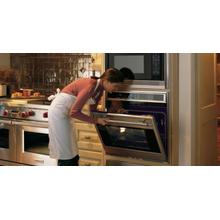 "SO30UP 30"" Single Oven L Series - Platinum Stainless Unframed"
