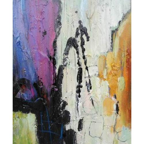 Gallery - Modrest ADC5137 - Abstract Oil Painting