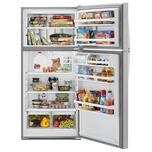 Whirlpool 28-inch Wide Top Freezer Refrigerator - 14 cu. ft.