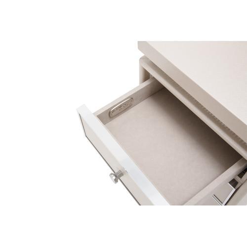 Vanity Desk Mirror & Bench 3 PC