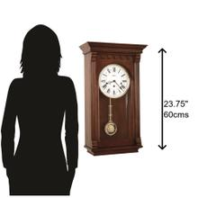 Howard Miller Alcott Wall Clock 613229
