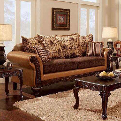 Furniture of America - Isabella Sofa