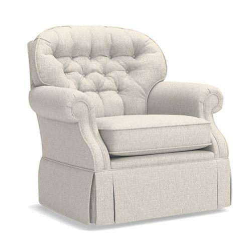 Hampden Swivel Rocking Chair