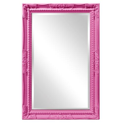 Howard Elliott - Queen Ann Mirror - Glossy Hot Pink