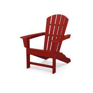 Polywood Furnishings - Palm Coast Adirondack in Crimson Red