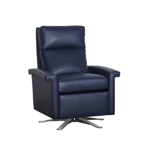 Reclination Margo Power Swivel Recliner W/ 5 Prong Base