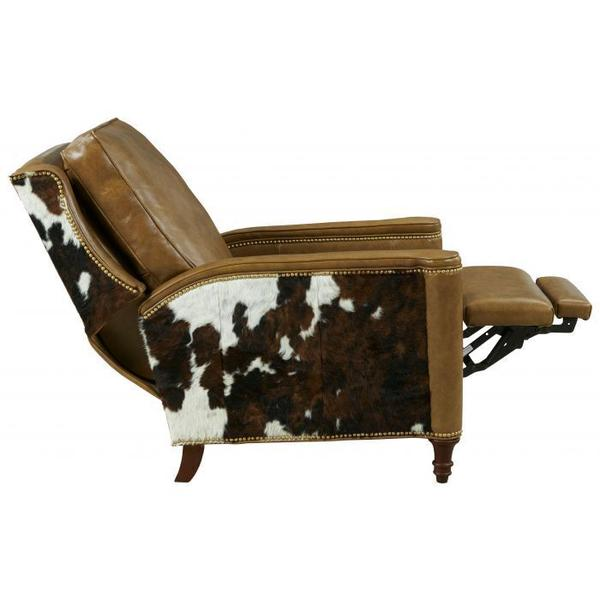 See Details - Dale Manual Push Back Recline