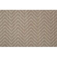 Lustrous Chevron Chvr Sparrow Broadloom Carpet