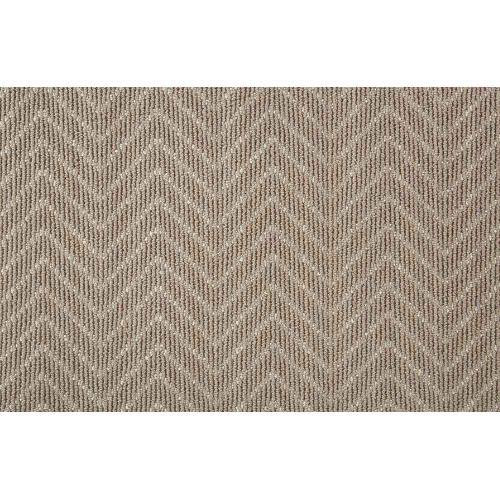 Lustrous Chevron Chvr Sparrow Broadloom Carpet