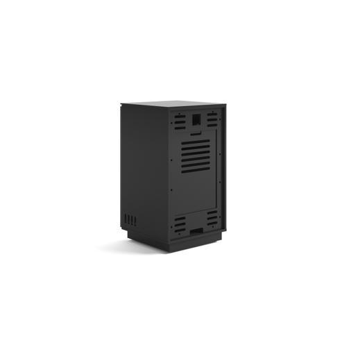 BDI Furniture - Mirage 8222 Audio Tower in Black