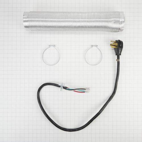 Whirlpool - Electric Dryer Vent Kit