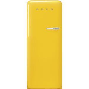 SmegRefrigerator Yellow FAB28ULYW3
