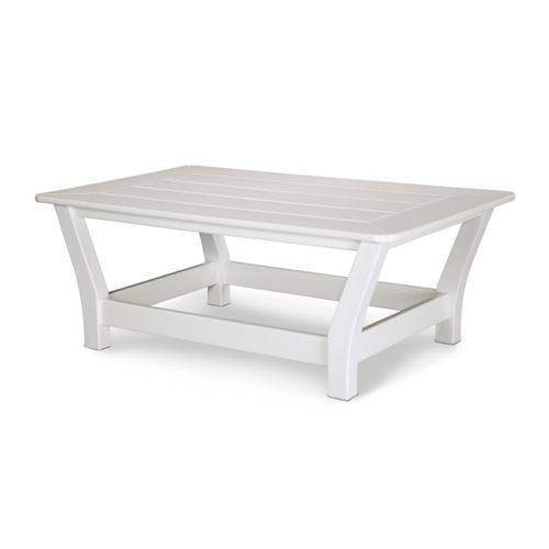 White Harbour Slat Coffee Table