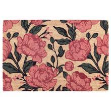 See Details - Doormat Garden Blooms Pink Multi 24x36