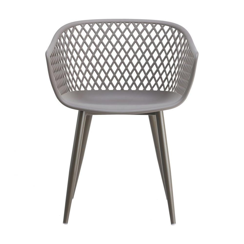 See Details - Piazza Outdoor Chair Grey-m2