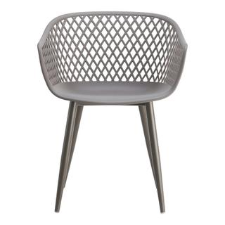 Piazza Outdoor Chair Grey-m2