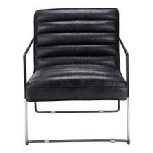 Desmond Club Chair - Black