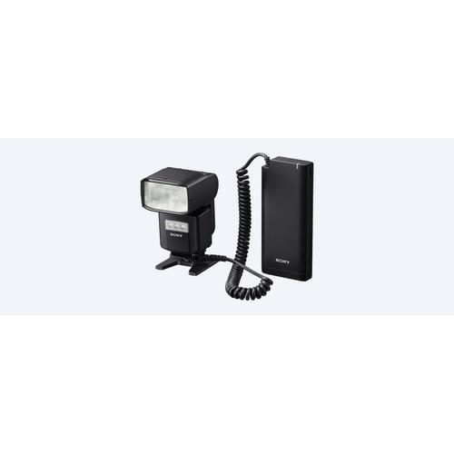 External Battery Adaptor for Flash