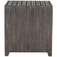 Leeward Side Table in Smoked Truffle
