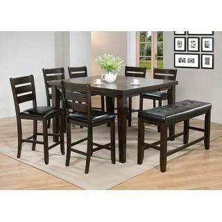 ACME Urbana Counter Height Table - 74630 - Espresso