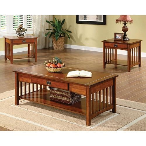 Seville 3 Pc. Table Set