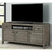 TEMPE - GREY STONE 63 in. TV Console Product Image