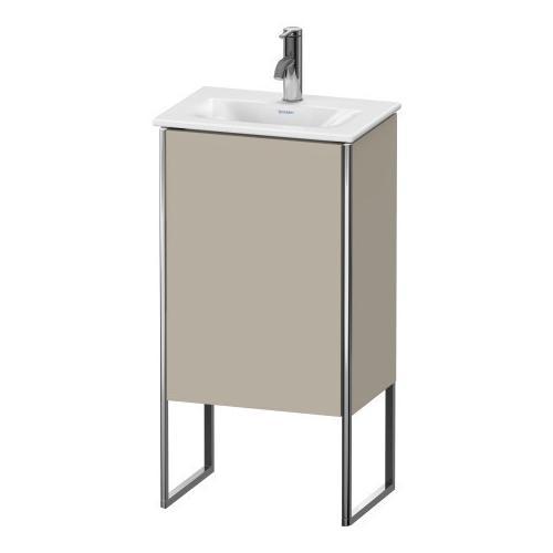 Duravit - Vanity Unit Floorstanding, Taupe Satin Matte (lacquer)