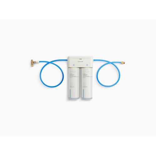 Kohler - Double-cartridge Water Filtration System