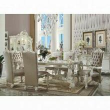 ACME Versailles Dining Table - 61145 - Bone White