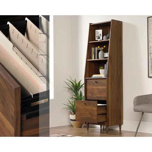 Sauder - Narrow Bookcase