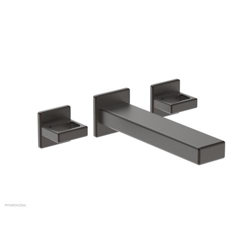 MIX Wall Lavatory Set - Ring Handles 290-13 - Oil Rubbed Bronze