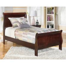 B376 Twin Sleigh Bed (Alisdair)