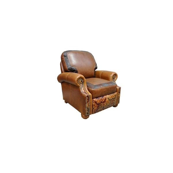 Riverton Push Back Recliner