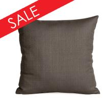 "Pillow Cover 16""x16"" Sterling Charcoal (Cover Only)"