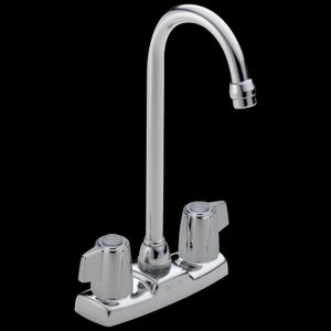 Two Handle Bar/Prep Faucet Product Image