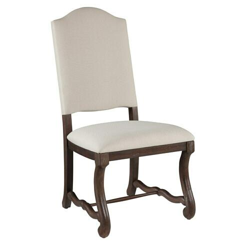 1-2224ML Homestead Upholstered Side Chair