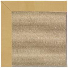 Creative Concepts-Sisal Canvas Wheat Machine Tufted Rugs