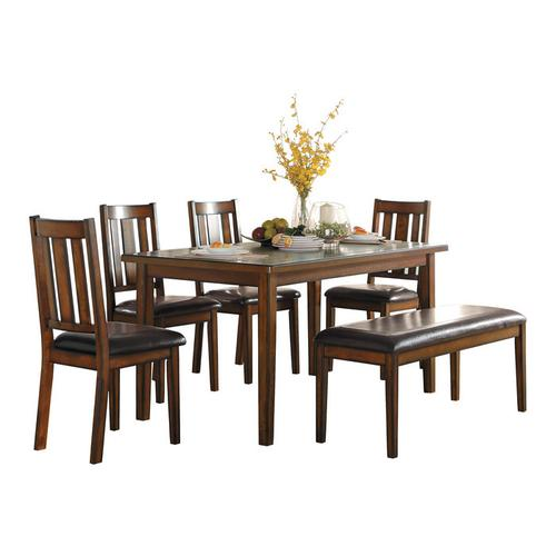 Gallery - 6-Piece Pack Dinette Set