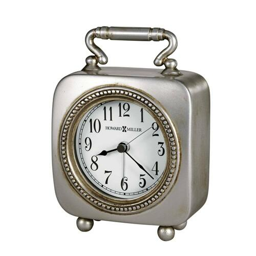 Howard Miller Kegan Alarm & Table Clock 645615