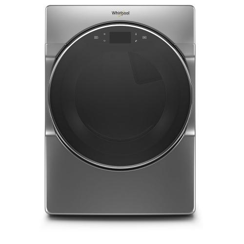 Whirlpool Canada - 7.4 cu. ft. Smart Front Load Electric Dryer