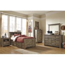 See Details - 4-Piece Twin Storage Bedroom